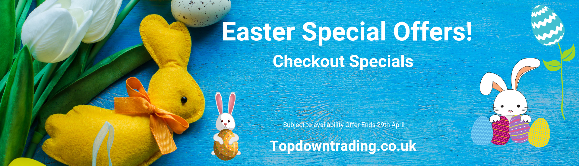 Easter Special Offer Sale