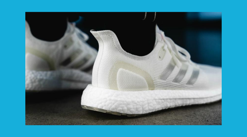 Adidas's Fully Recyclable Trainers Have A Never-Ending Lifespan